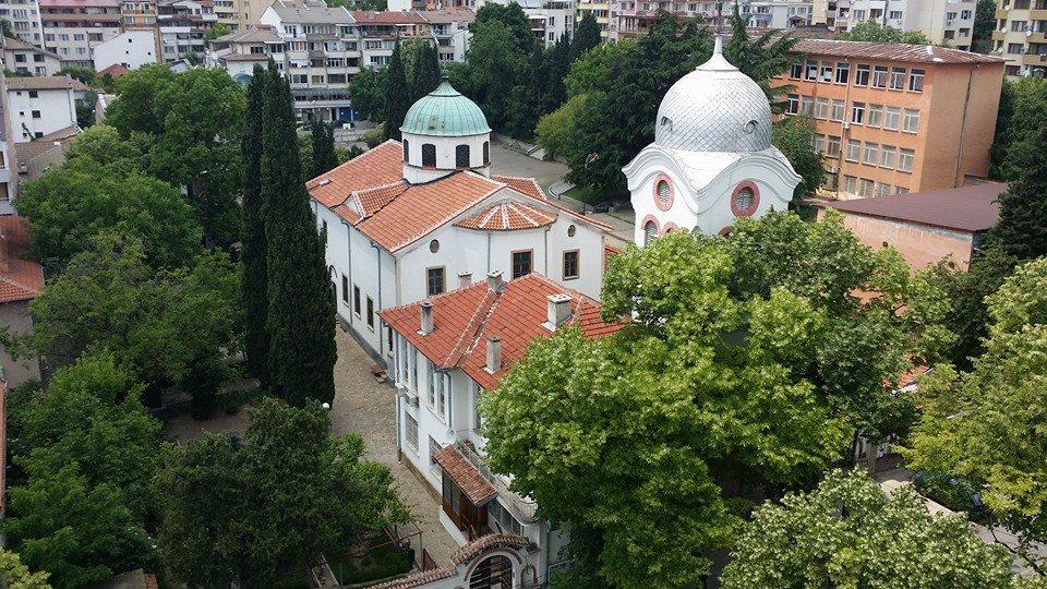 Храм Св. Троица