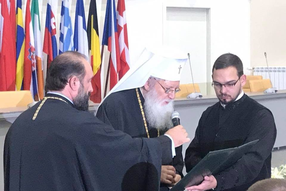 Патриарх Неофит откри научна конференция, посветена на 50-тата годишнина от интронизацията на митрополит Панкратий