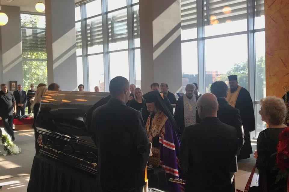 Обръщение на митрополит Киприан до опечалените от скоропостижната кончина на бившия кмет на Стара Загора д-р Евгений Желев