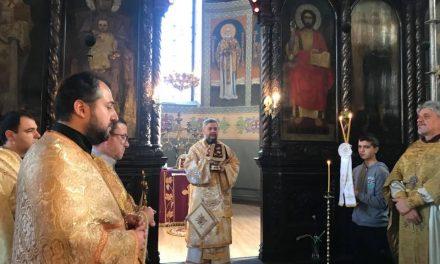 Митрополит Киприан служи за първи път през новата 2018-та година!