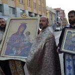 Казанлък посрещна иконата на Света Богородица Скоропослушница