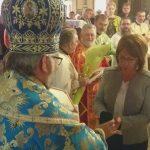 Митрополит Киприан с високо отличие за Кмета на Казанлък