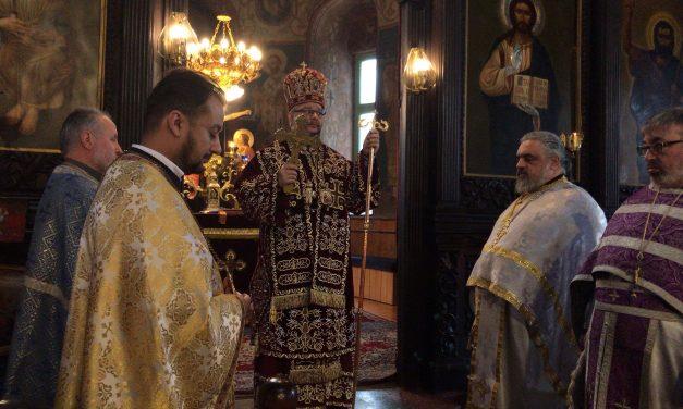 Митрополит Киприан отслужи последната литургия за 2018 г.