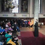 """Седмокласници препълниха Катедралния храм """"Св. Николай"""""""