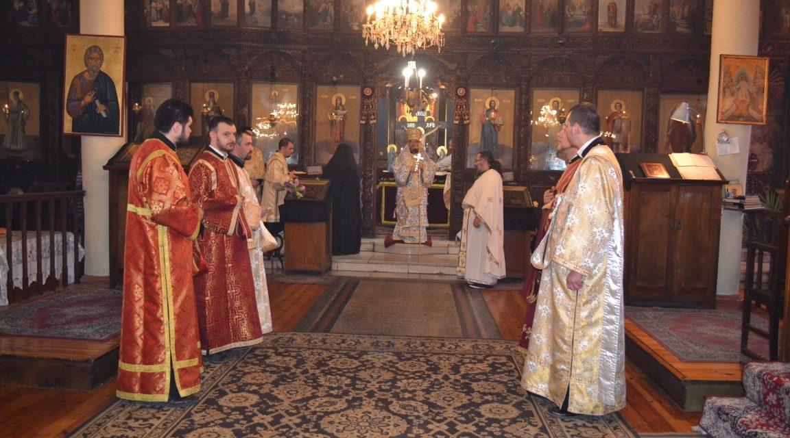 Митрополит Киприан благослови казанлъчани на Благовещение