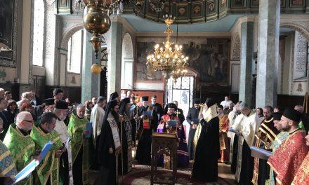 Митрополит Киприан отбеляза 43-ия си рожден ден