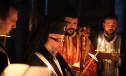 Първа част на Великия покаен канон на св. Андрей Критски прочетоха в Стара Загора (СНИМКИ)