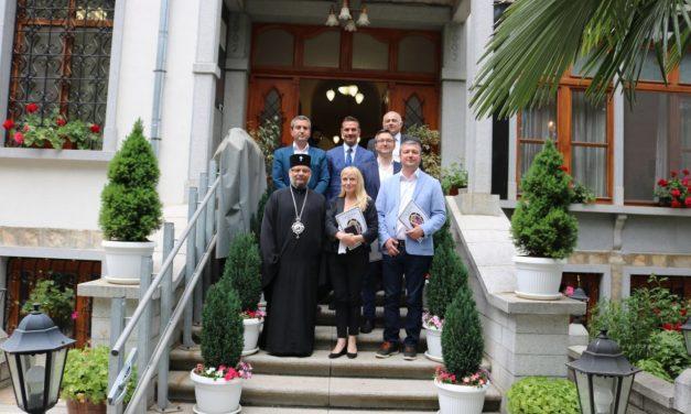 Среща с политици в Митрополитския дом