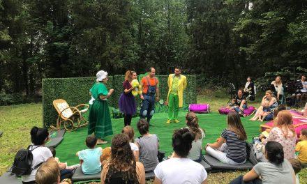 Опера и детски глъч огласиха градината на Старозагорската митрополия