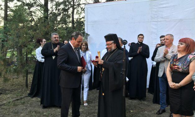 Огнян Драгнов отпразнува 55-тия си рожден ден в Митрополията