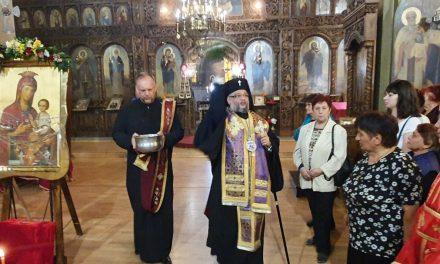Митрополит Киприан отслужи водосвет за здраве в град Харманли