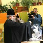 Митрополит Киприан упражни правото си на глас в изборния 27-ми октомври