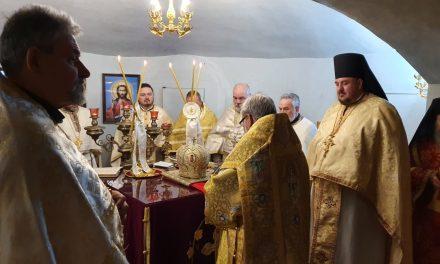 Литургия в Шипченския манастир отслужиха във втория ден на Рождество Христово