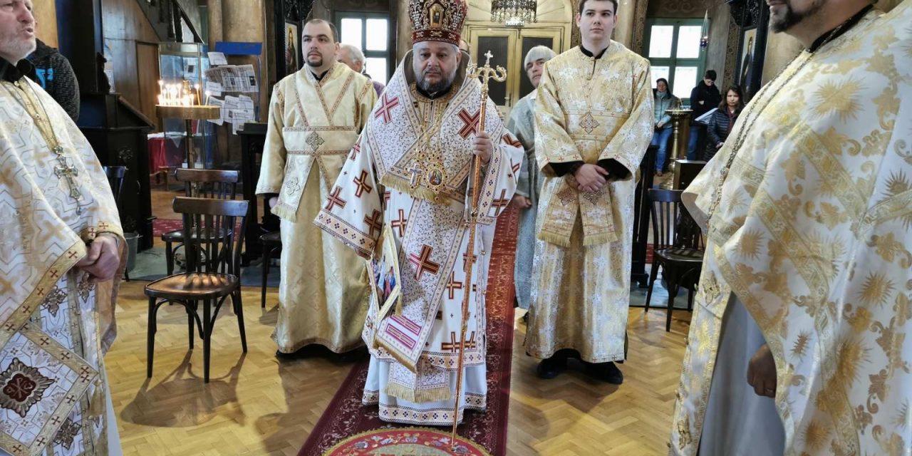"""На Лазаровден – св. Божествена Златоустова литургия в храм """"Св. Троица"""""""