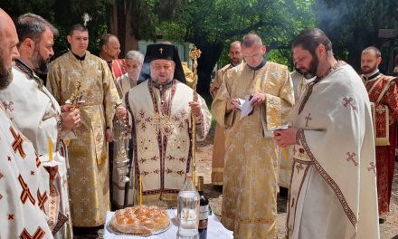 """На Задушница – литургия и панихида в Митрополитския храм """"Св. Димитър"""""""