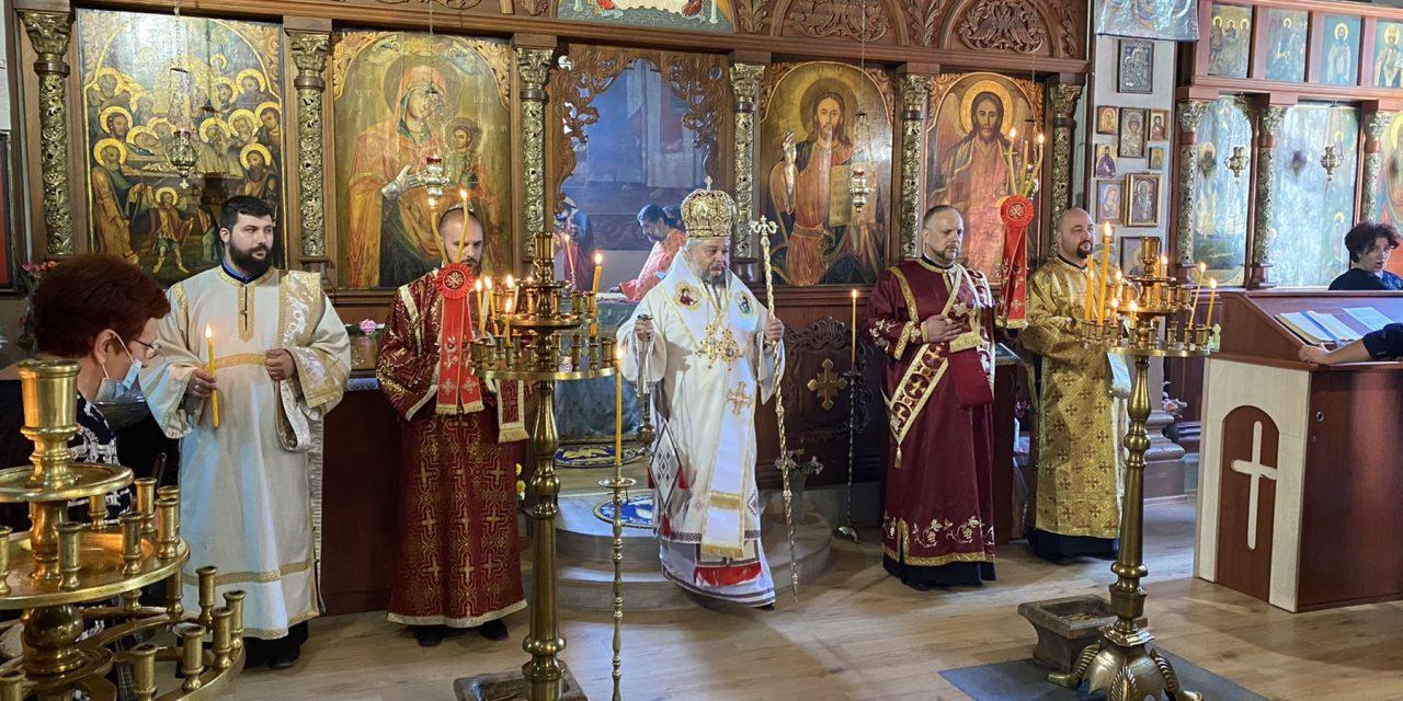 "На Преображение Господне – литургия в храм ""Св. Богородица"", гр. Нова Загора"