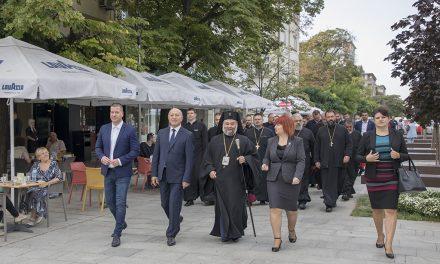 Митрополит Киприан участва в честванията по повод 5 октомври – Ден на Стара Загора