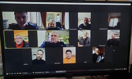 Епархийският съвет заседава онлайн