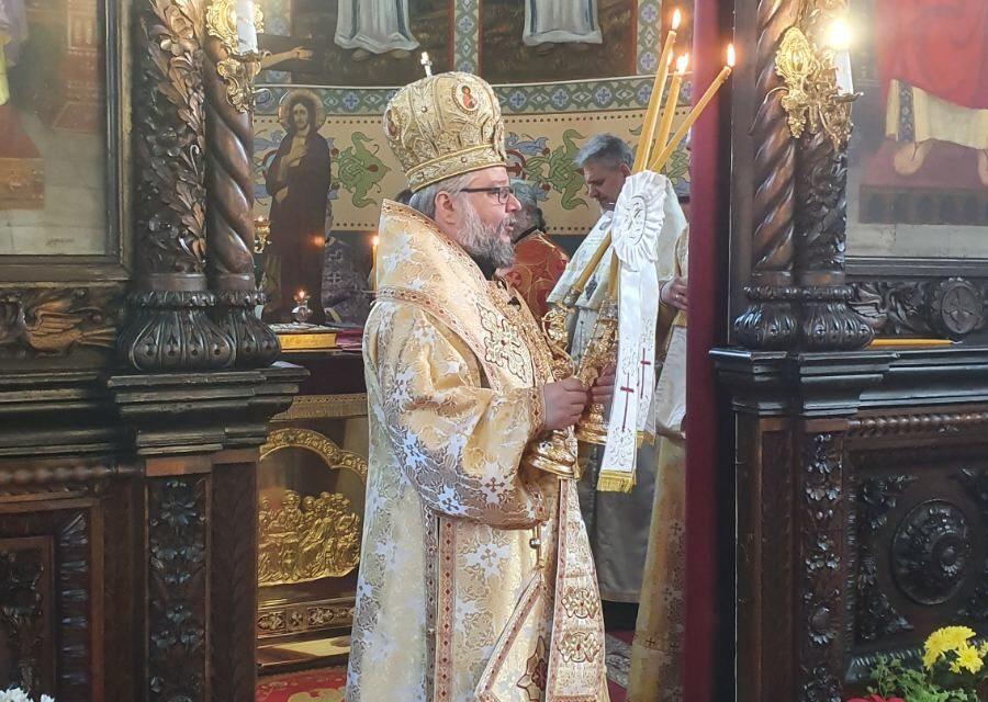 Митрополит Киприан отслужи първата литургия за 2021-ва година