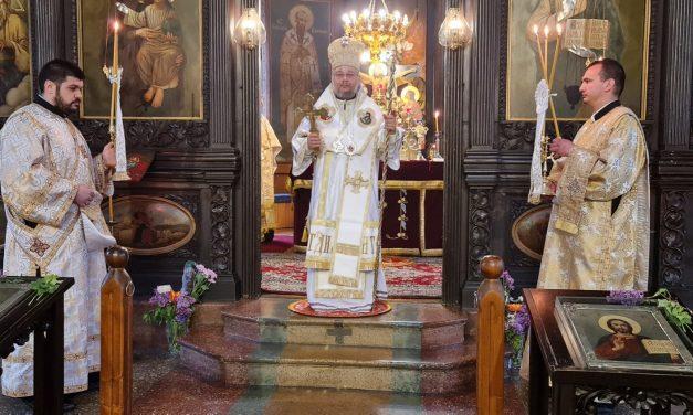 "На Лазаровден – митрополит Киприан служи в храм ""Св. Троица"""
