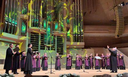 Архиерейският хор представя Стара Загора на Международния фестивал на православната музика в Поморие