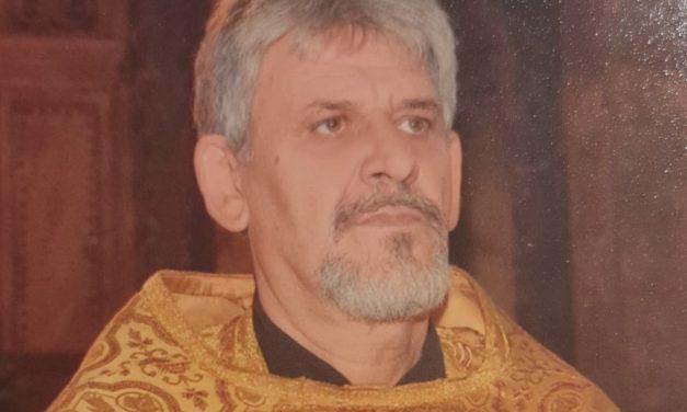 Престави се в Господа свещеноиконом Емилиан Димов