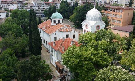 "Храм ""св. Св. Троица"" град Стара Загора"