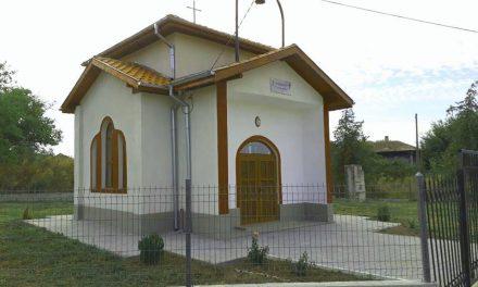 Освещаване на храм в с. Априлово