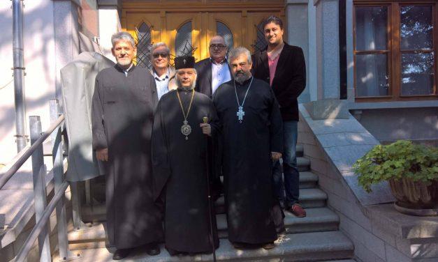 Снимки от  редовно заседание на Старозагорския епархийски съвет