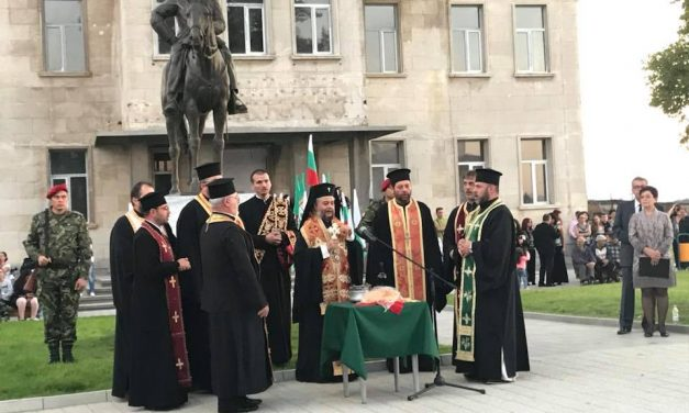 Паметник на командира на Втора българска армия през 1912 година – ген. Никола Иванов откриха днес в Свиленград.