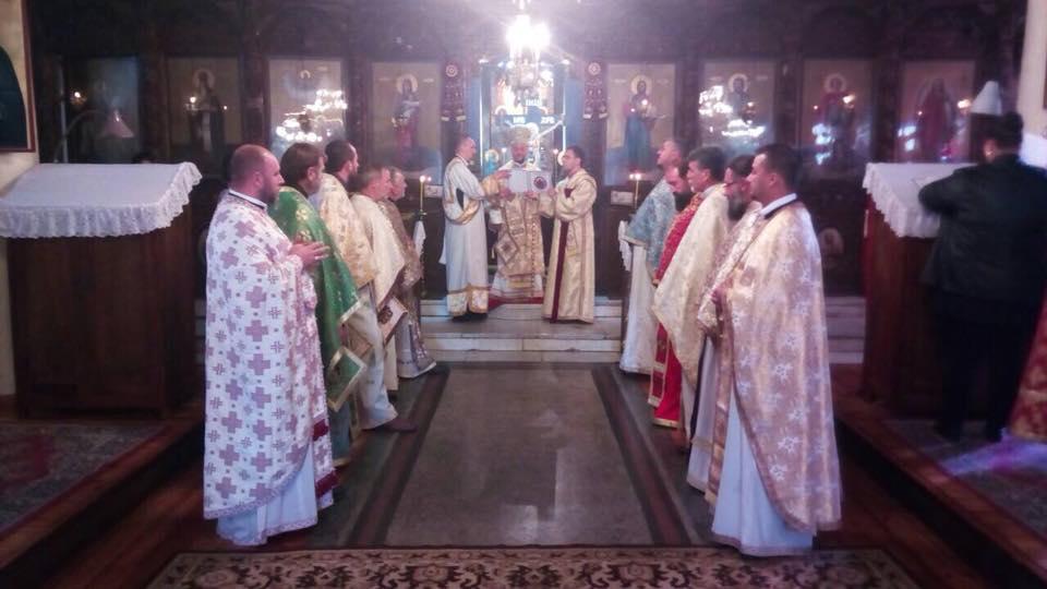 65-годишен юбилей празнува архиерейският наместник отец Петко Мотев