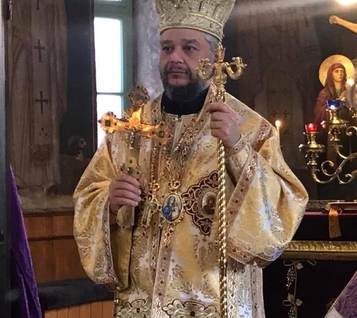 Митрополит Киприан отслужи последната си служба за 2017 година