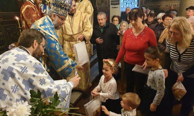 Празнуваме Въведение Богородично и Деня на християнското семейство