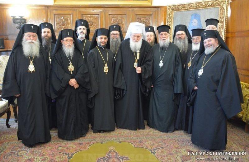 Изпълват се две години от каноническия избор на Старозагорския митрополит Киприан