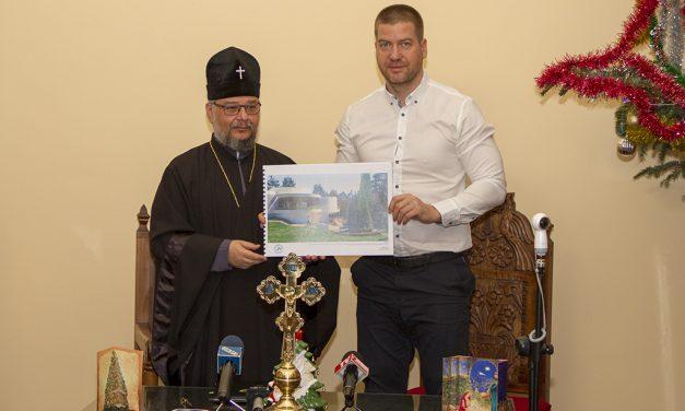 Център за православно историческо наследство ще има на върха на Аязмото