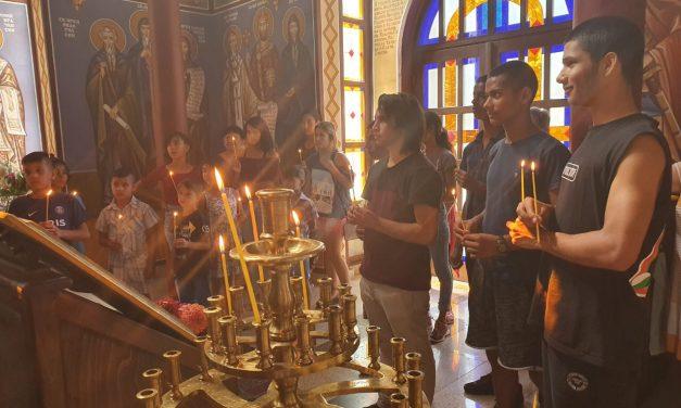 18 деца участват в летен православен ученически лагер край Стара Загора