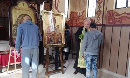 На три места се покланят пред Чудотворните икони