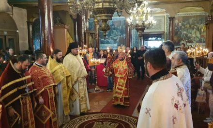 """Митрополитският храм """"Св. Димитър"""" отбелязва своя празник"""