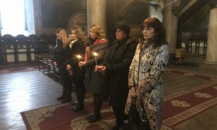 Със заупокойна литургия почетоха загиналите при повторното Освобождение на Стара Загора