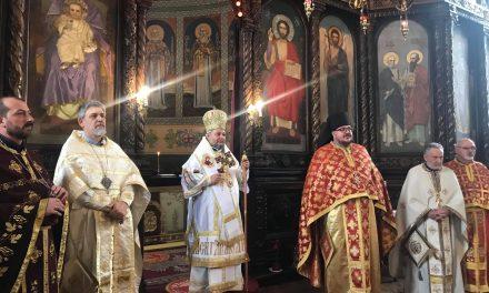 Митрополит Киприан отбеляза 44-тия си рожден ден