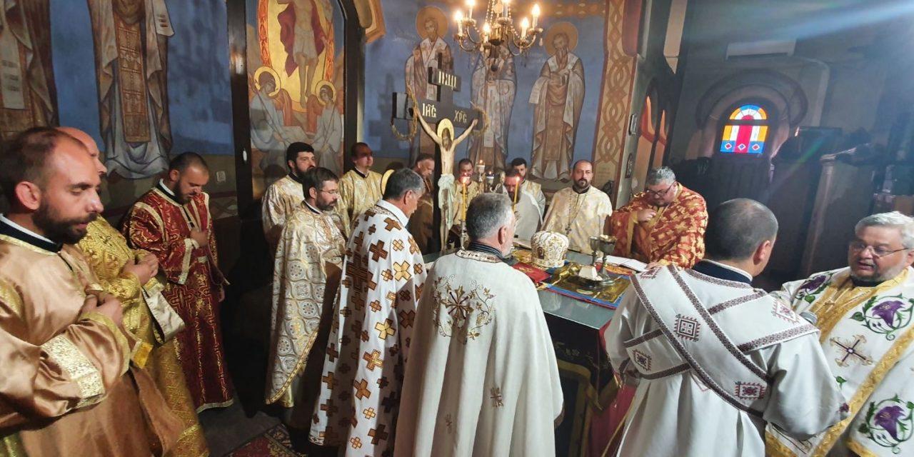 На Успение Богородично – митрополит Киприан служи в Казанлък