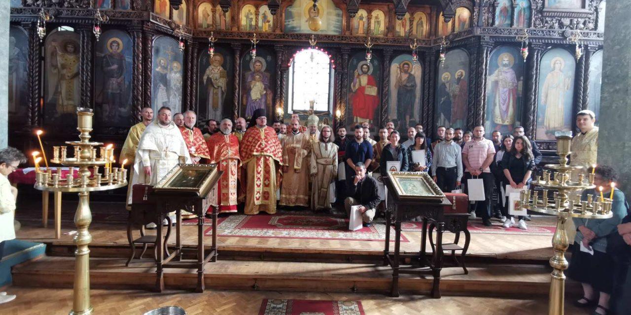 """""""Заедно в Христа"""" – православни младежи се събраха за първа национална среща в Стара Загора"""