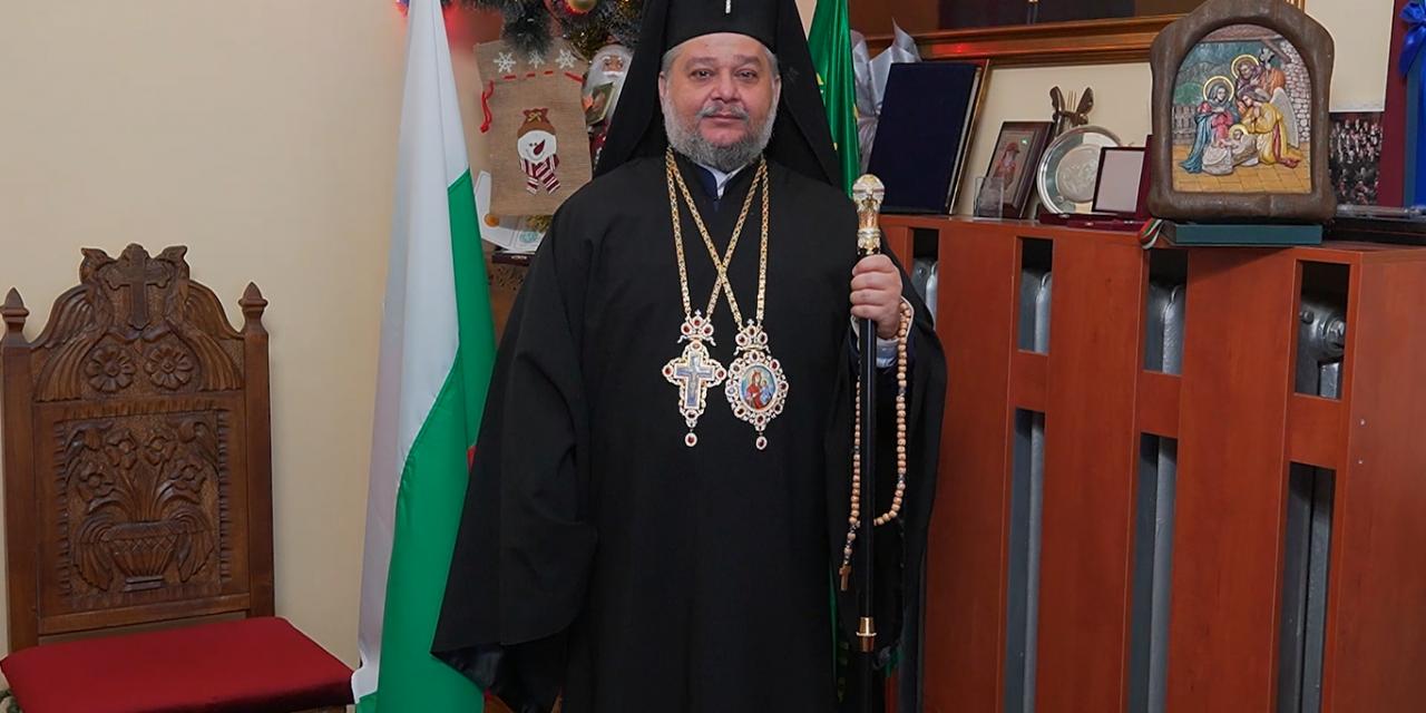 Рождественско послание на Негово Високопреосвещенство Старозагорски митрополит Киприан