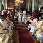 """На Велики Четвъртък – митрополит Киприан извърши ритуала """"умиване на нозете"""""""