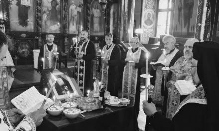 """23 години от кончината на дядо Панкратий – панихида в митрополитския храм """"Св. Димитър"""""""