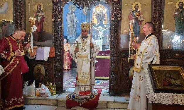 На Успение Богородично – митрополит Киприан служи в родния си град Казанлък
