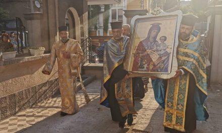 """В Любимец и Казанлък ще се поклонят пред Чудотворната икона на Пресвета Богородица """"Скоропослушница"""""""